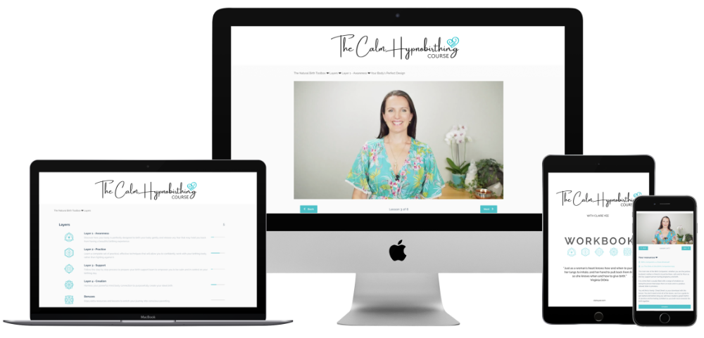 The Calm Hypnobirthing Course